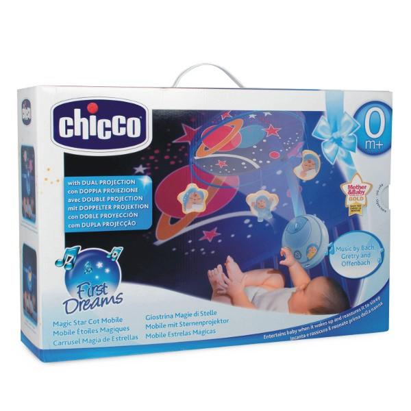 Karuzela na łóżeczko MagicStars N (024292)-Chicco