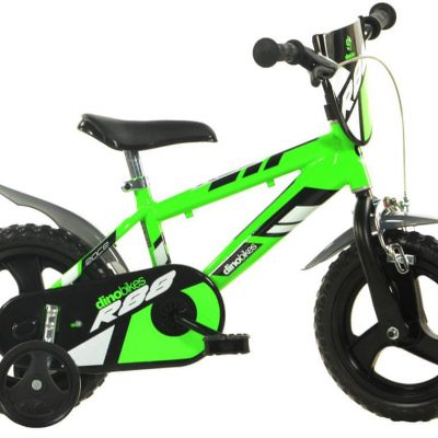 "Dino bikes Rower dziecięcy 12"" Green."