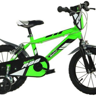 "Dino bikes Rower dziecięcy 16"" Green."