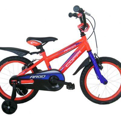 """Coppi rower dziecięcy Argo 16""""G."""