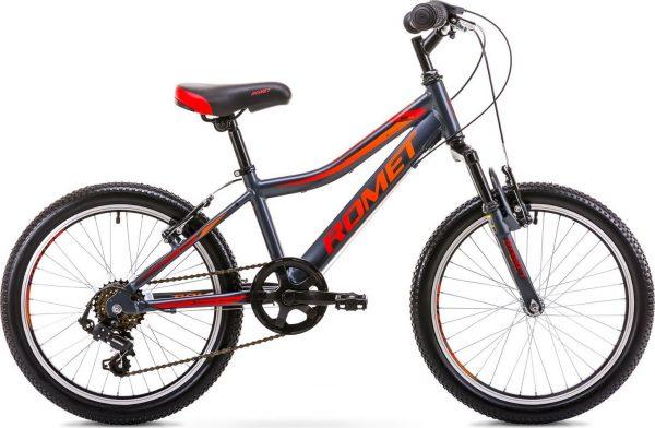 """Rower dziecięcy Rambler 20 Kid 2 20"""" grafitowy."""
