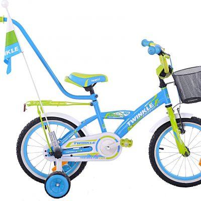 Rower dziecięcy 16 Twinkle uniwersalny.