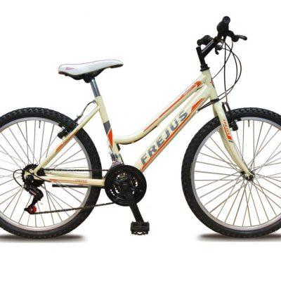 """Frejus rower dziecięcy X24 24"""" G white."""